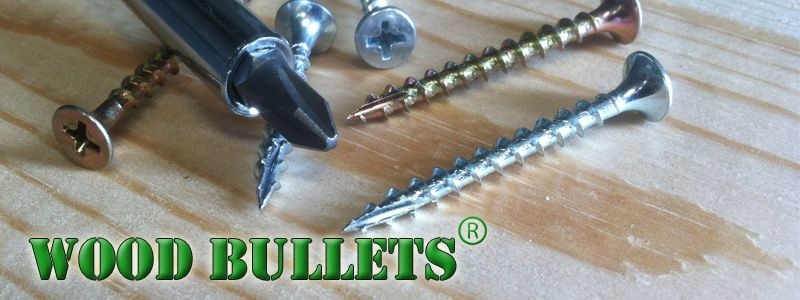 Wood Screws Bugle